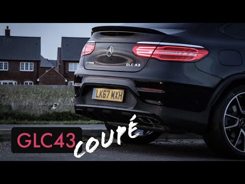 GLC43 Coupe | What The Latest SUV From AMG Gives You