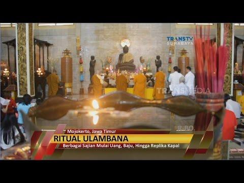Umat Budha Gelar Ritual Ulambana