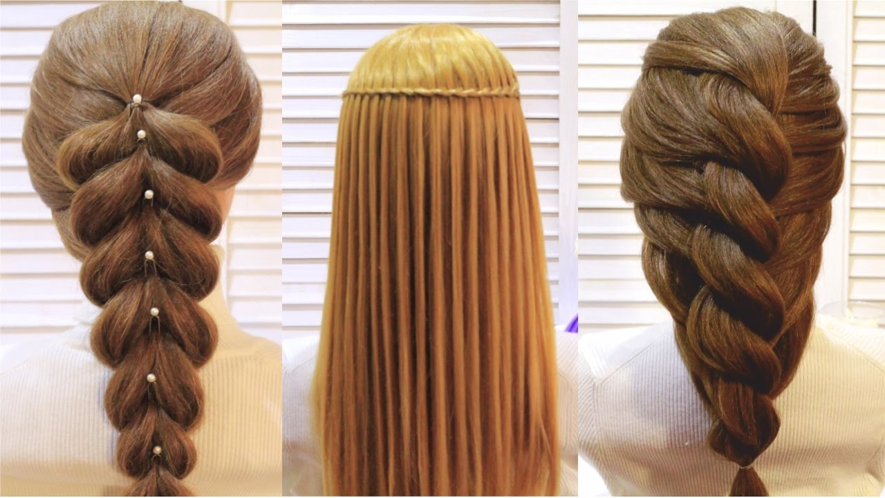 фото причёски для