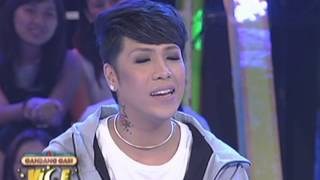 """Daryl Ong sings """"Ikaw Na Nga"""" for Vice Ganda"""