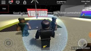 Cone get the ray gun in roblox tutorial