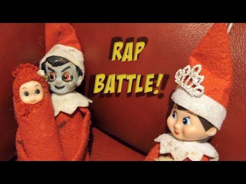 Elf on the Shelf RAP BATTLE!