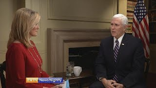 Vice President responds to criticism over Second Lady's new job - ENN 2019-01-17