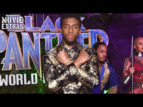 Black Panther | World Premiere