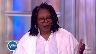 Whoopi Goldberg on Returning to London, 'Loose Women' | The View