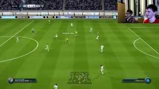 Frantix Plays: FIFA   game 8   Marseille Vs Central Coast  