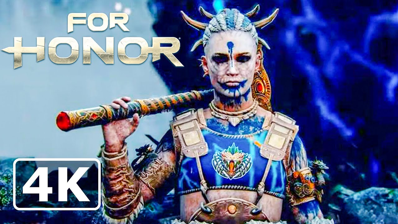 Download FOR HONOR Full Movie Extended Cut 4K ULTRA HD ALL Cinematics