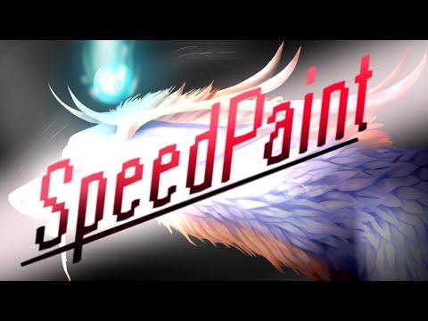 [OC] Dragons Lore - Speed Paint