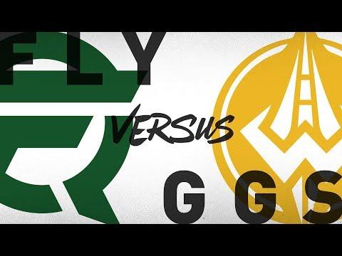 FlyQuest vs Golden Guardians vod