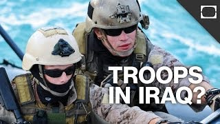 Why Is the USA Still Fighting in Iraq?