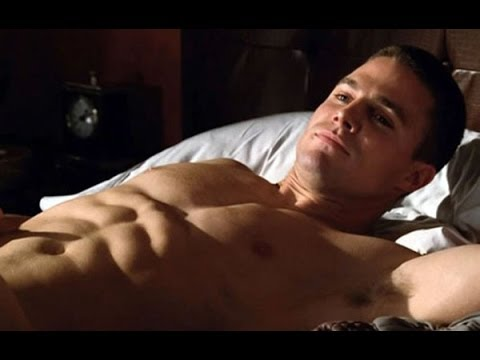 Arrow TV Series Stephen Amell ( oliver queen ) All workout scenes - season 1, season 2