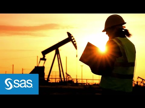 Analytics Powers the Internet of Things (IoT) for Oil & Gas Industries