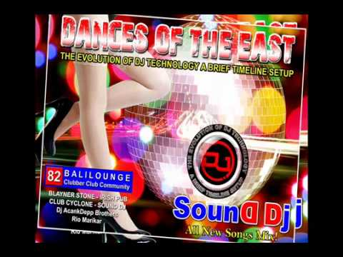 "New BREAKBEAT 2017 Sound Dj ""All New Songs Mix!"" Dances Of The East Vol.III"