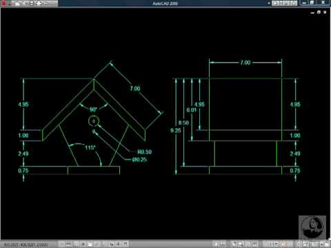 Autocad 2019 tutorial 2: introduction to autocad, absolute and.