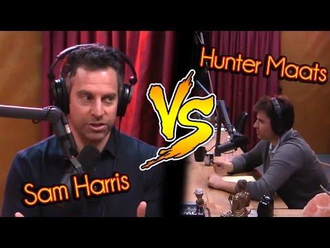 Sam Harris Vs. Hunter Maats