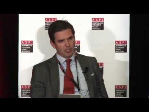 #DWP2016ASPI - Session 2: Strategic Outlook in the Asia Pacific