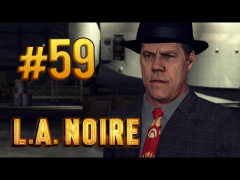 """THE SPRUCE GOOSE"" L.A. Noire - Gameplay Walkthrough (Part 59)"