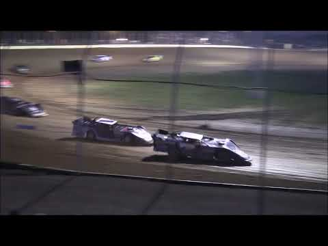 Limited Late Model Heat #1 from Portsmouth Raceway Park, May 27th, 2018.