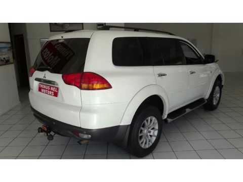 2010 mitsubishi pajero sport sport 32 did gls auto auto for sale on auto trader south africa