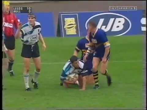 1998 Leeds Rhinos Academy v Hull Academy  - Academy play-off semi-final