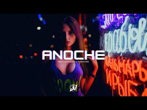 """Anoche"" | Beat Reggaeton Type Instrumental 2020"