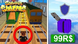 SUBWAY SURFERS IN ROBLOX! *LEGENDARY CHESTS*