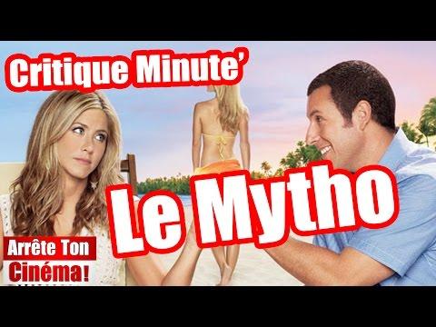 Critique Minute : Le Mytho Avec Adam Sandler et Jennifer Aniston