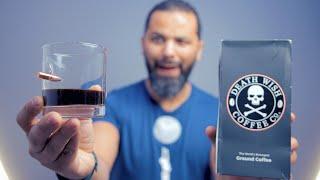 أخطر قهوة في العالم || أول مرة أجرب !