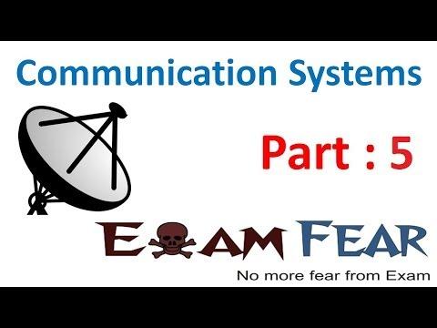 Physics Communication Systems Part 5 (Signals: Analog & Digital) CBSE Class 12