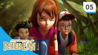 Peter Pan - Season 2 - Episode 5 - Watch Out For Wendybell - FULL EPISODE