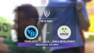 Обзор матча Young Boys Smile Development Турнир по мини футболу в Киеве