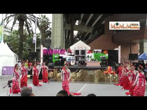 Burma Food & Cultural Festival   Part   A  18102014