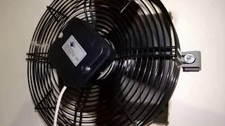 Осевой вентилятор Sigma 300 (2250 м³/ч) 146 Вт