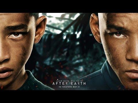 After Earth Trailer Breakdown - Will Smith, Jaden Smith