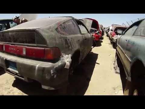 Junk Yard car Finds trip 2.0  Pick n Pull Pick a Part - GoPro