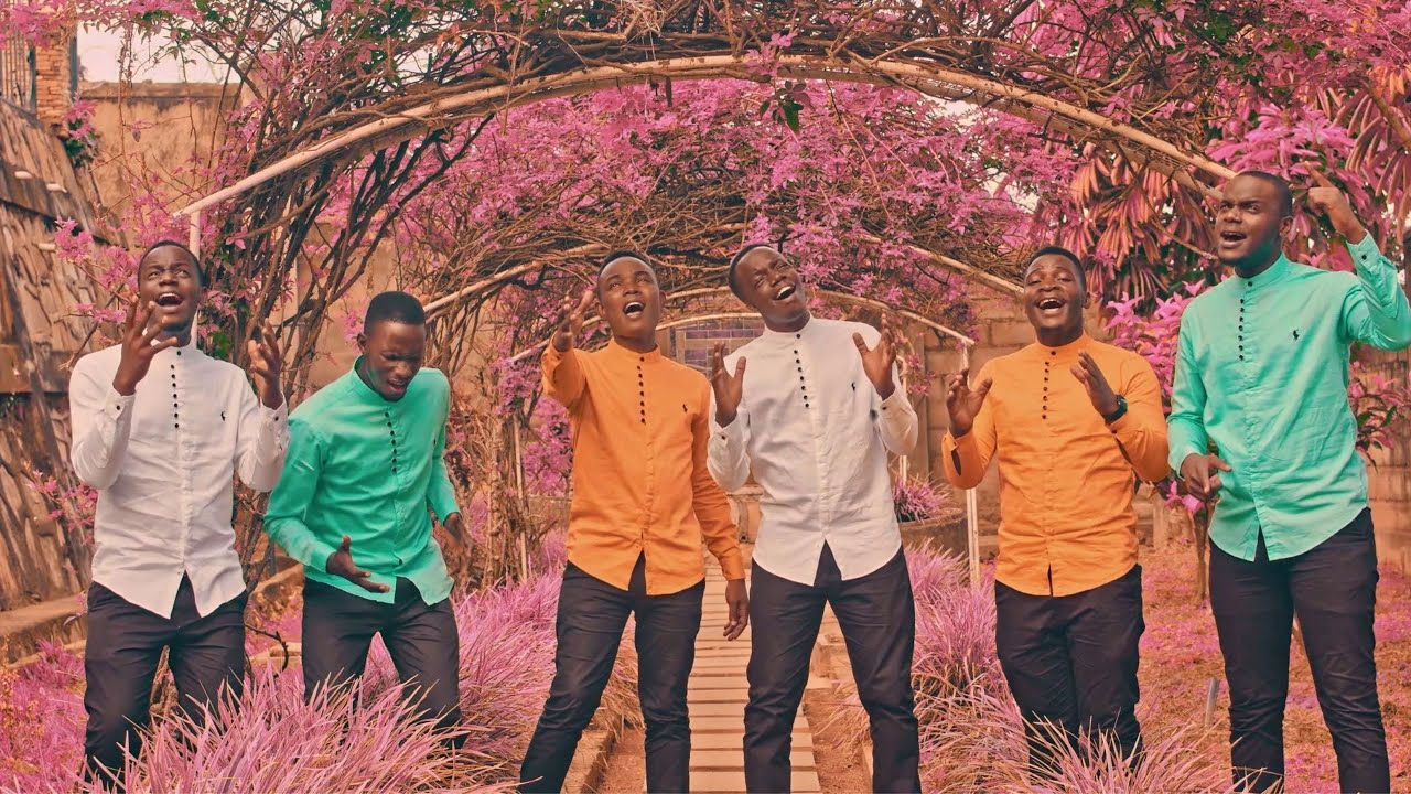 IT IS HIGHER   Jehovah Shalom Acapella   OFFICIAL VIDEO