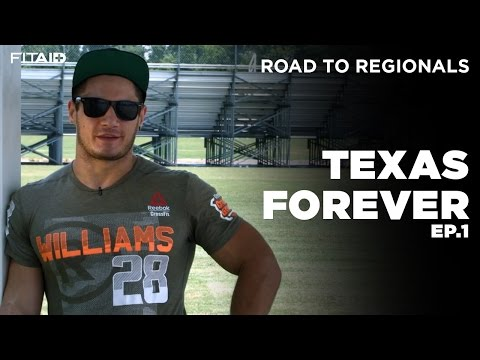 """Road To Regionals: TEXAS FOREVER"" Ep.1 - #TeamFitAID MisFits"