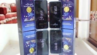 عيوب سامسونج جالاكسي Galaxy S8+S8 مع شوية تطبيل!