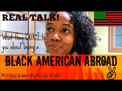 What I Learned | Black American Abroad