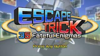 ESCAPE TRICK: 35 Fateful Enigmas - Nintendo Switch