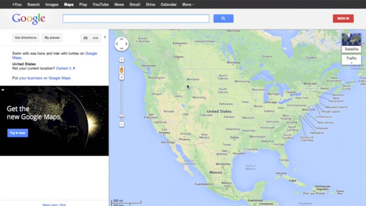 How to find your coordinates on google maps youtube how to find your coordinates on google maps gumiabroncs Image collections