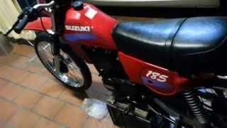 Suzuki ts 185 er 1995