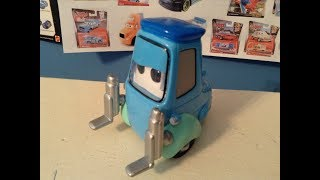 Disney Cars Funko Pop Guido Review (Forklift Friday #3)