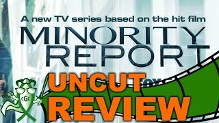 """Minority Report Pilot"" or ""Destiny vs Free Will"" - CGC UNCUT REVIEW"