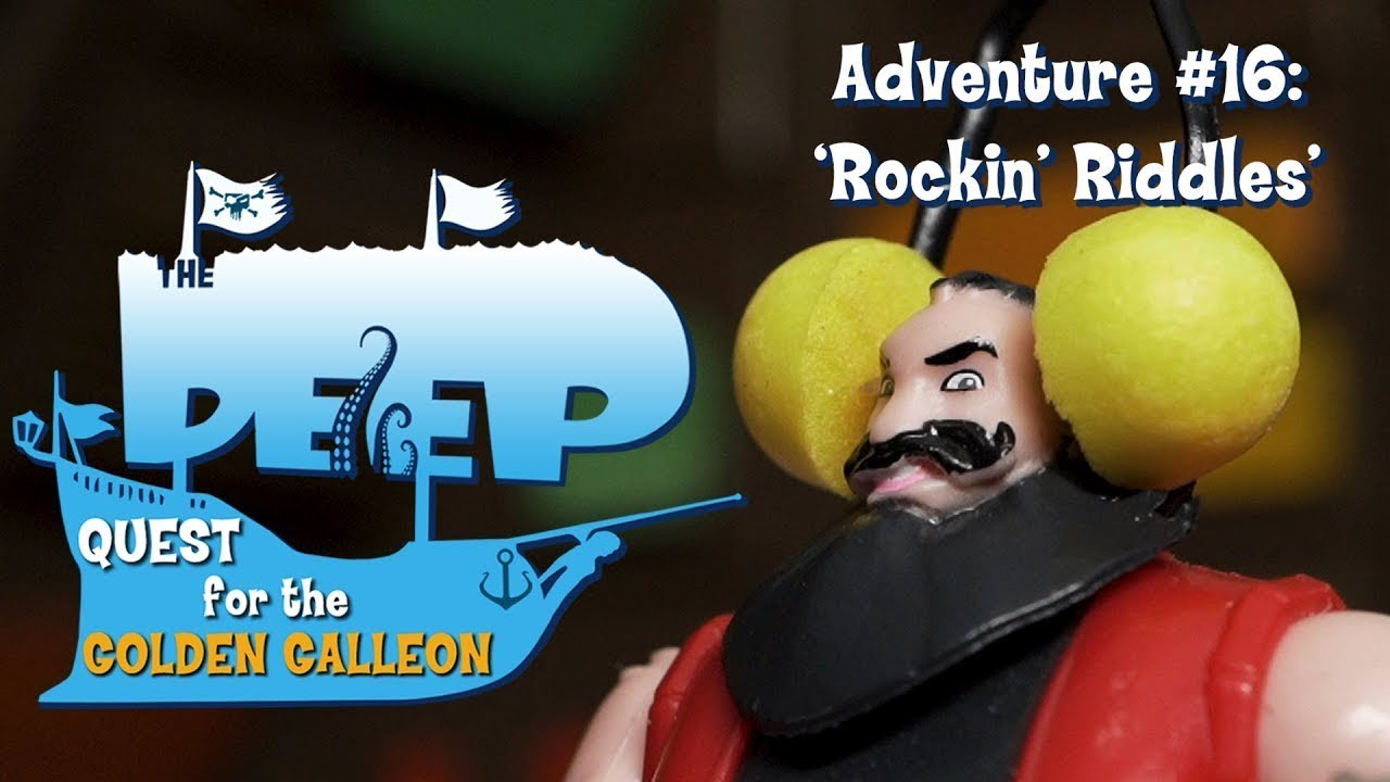 The Deep | Toy Play Adventure: Rockin Riddles | Sea Adventures | Wildbrain Cartoons