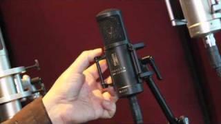Brauner Microphones: Produktüberblick auf der SAE Alumni Convention VI in Berlin