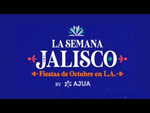 """Conferencia de prensa """"Fiestas de Octubre en LA"""" - La Semana de Jalisco"""