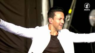 RedOne ft. Enrique Iglesias, Aseel and Shaggy   Don't You Need Somebody LIVE -concert energy air