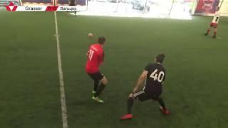 ⚽Grasser 5:3 Вальцер | Повний матч | Gold League Тур I | Favorit League 2019 / Видео