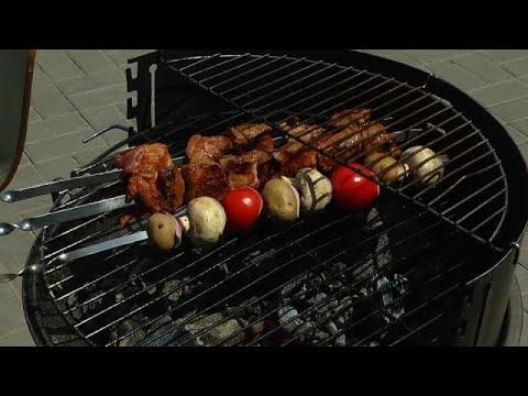 Russia: divieto di barbecue durante i mondiali